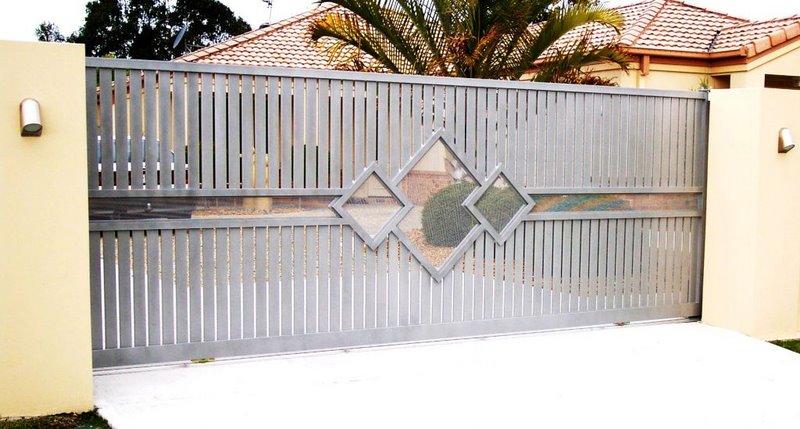 Sliding Gate A Grade Aluminium